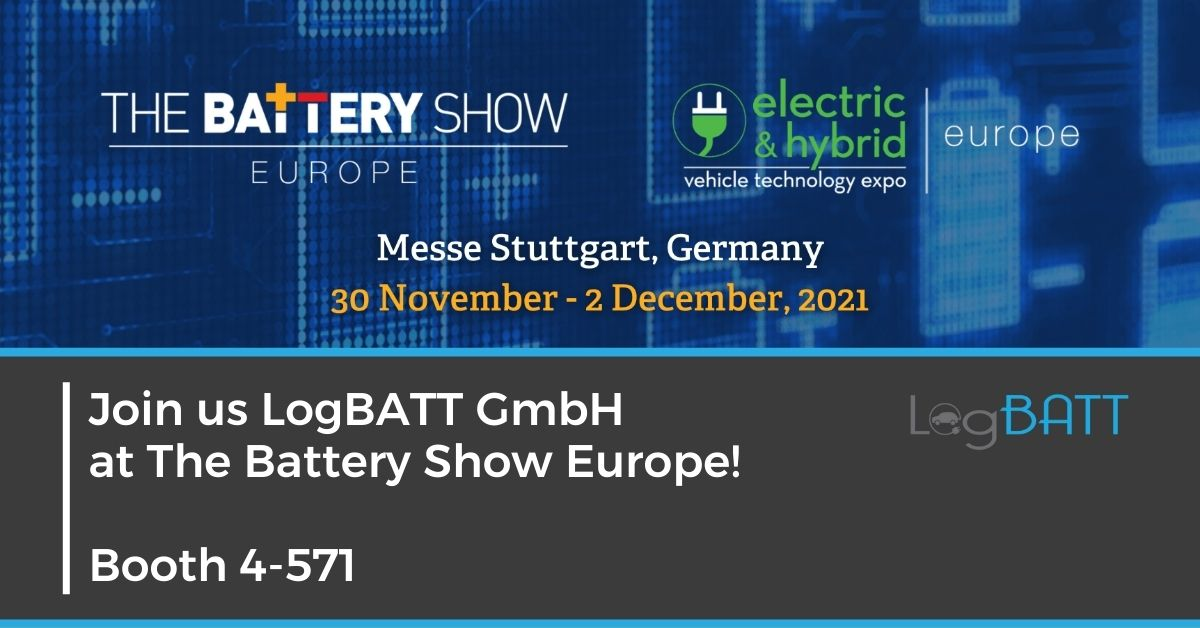 Battery Show Header Bild